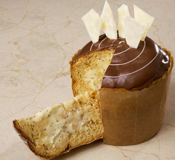 panetone trufado chocolate branco