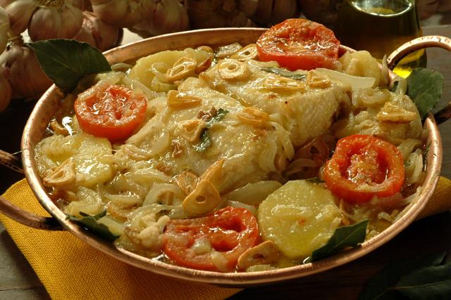 Bacalhau espanhola gastrol ndia por ailin aleixo - O forno do curro ...