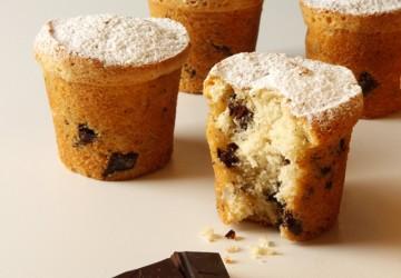 muffin orgânico