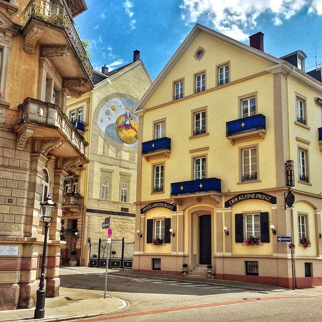 Bem do bonitinho e inspirado no Pequeno Príncipe: este é o Hotel Der Kleine Prinz
