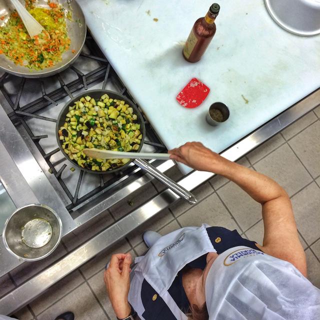 Aula de cozinha na Academia Barilla: cursos durante todo o ano