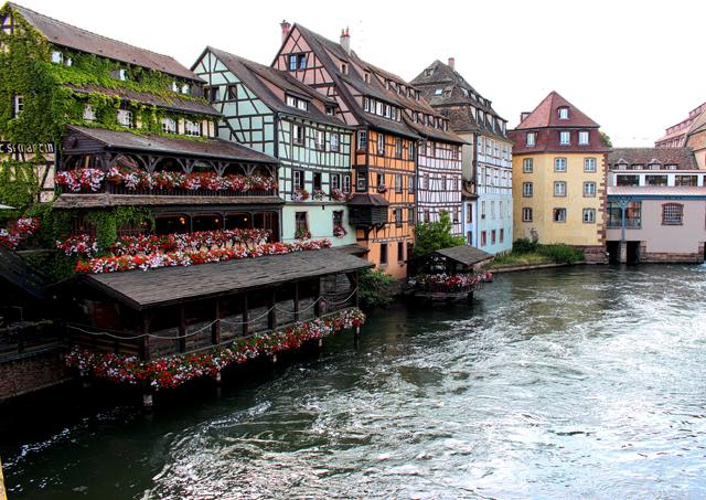 A graciosa Estrasburgo