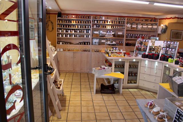 A sensacional loja de mel  Mel Honig Galerie, em Friburgo