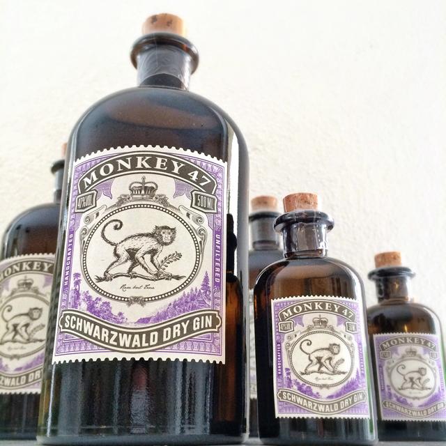 Um dos mais maravilhosos gins da Terra tem diversos de seus ingredientes colhidos na Floresta Negra, perto de Friburgo