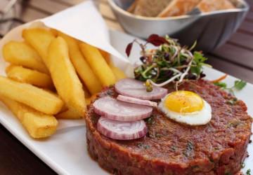 Kleinschmecker: estupendo Bavarian Beef Tartar