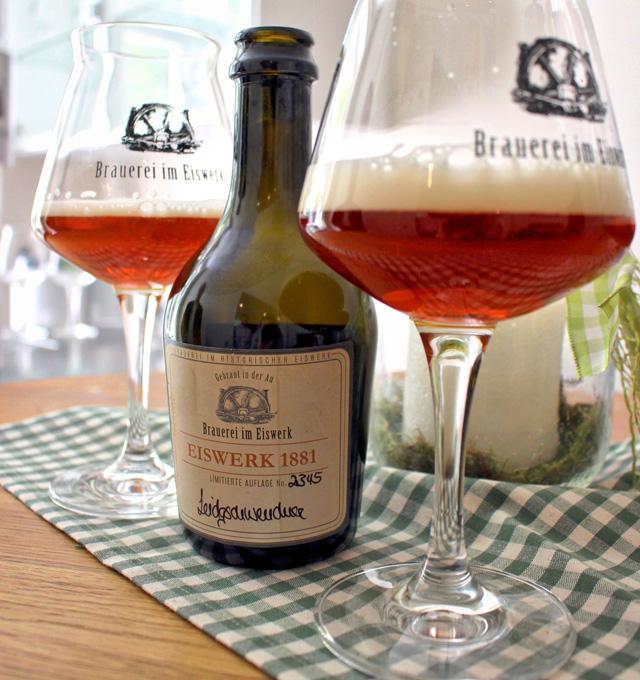 Brauerei im Eiswerk: para visitar essa microcervejaria, apenas com reserva. E, olha, vale!