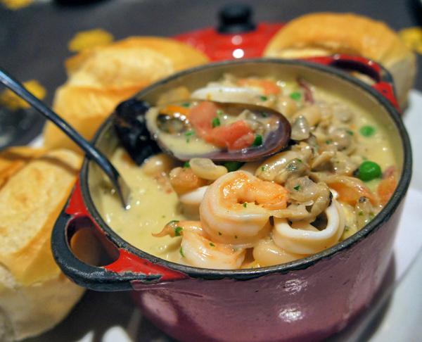 Panelinha de frutos do mar ao curry – Gastrolândia – por Ailin Aleixo 311a0df9a87a1