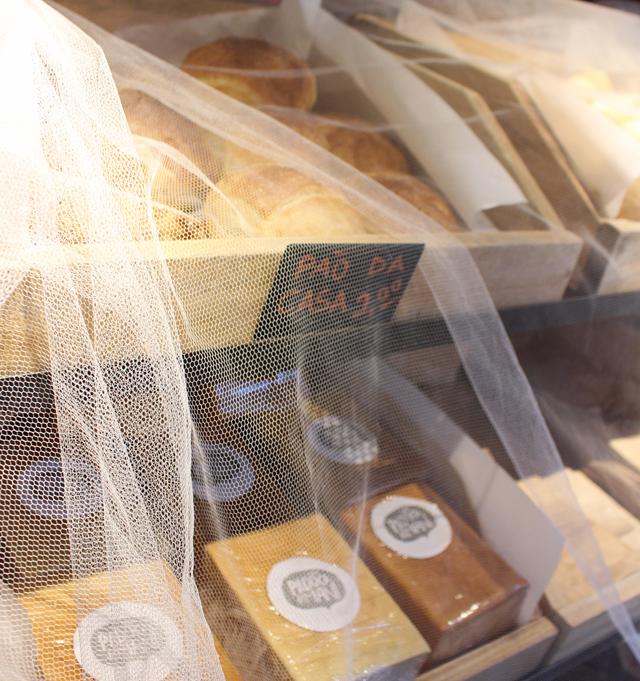 diariamente são fabricados cerca de 7 tipos de pães
