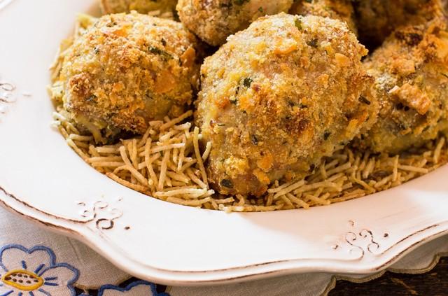 Top Coxa e sobrecoxa de frango crocantes | Gastrolândia – por Ailin Aleixo AC67