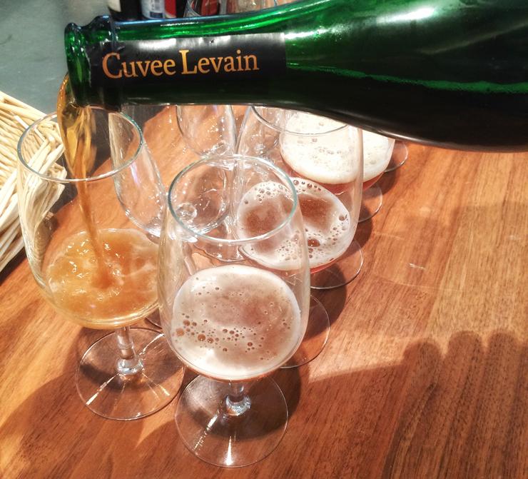 MARAVILHOSA cerveja feita com fermento natural de pão