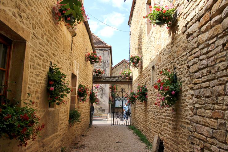 Vielas de Gevrey-Chambertin, na rota dos Grand Crus, na Borgonha