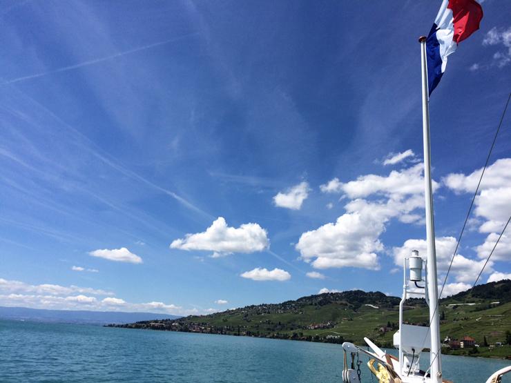 Passeio de barco pelo Lago Genebra: um belo programa em Lausanne