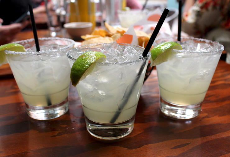 Margaritas no Tacoli