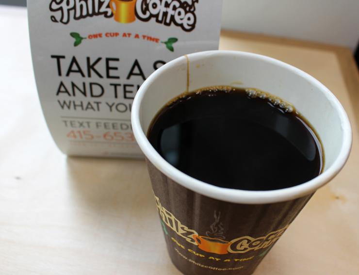 Philz Coffee: um dos cafés mais famosos em San Francisco oferece grãos com torra clara, média ou escura