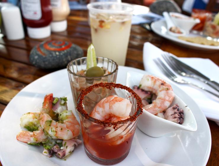 Os melhores camarões da face da terra provavelmente estão neste pedaço do México!