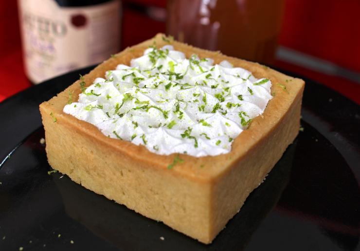 Torta de Limão do novo Lá da Vendinha, na Barra Funda