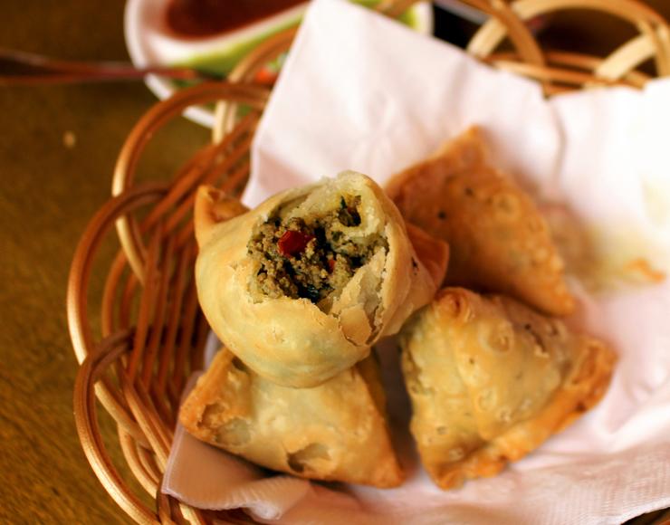 As deliciosas samosas da Deepali em novo endereço, agora nos Jardins