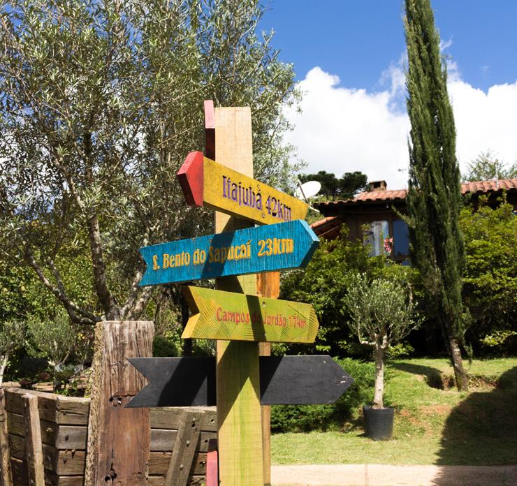 O Entre Vilas fica perto de Campos de Jordão, em São Bento do Sapucaí