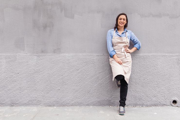 A chef Bel Coelho serve nesta semana o menu Biomas, no seu espaço Clandestino