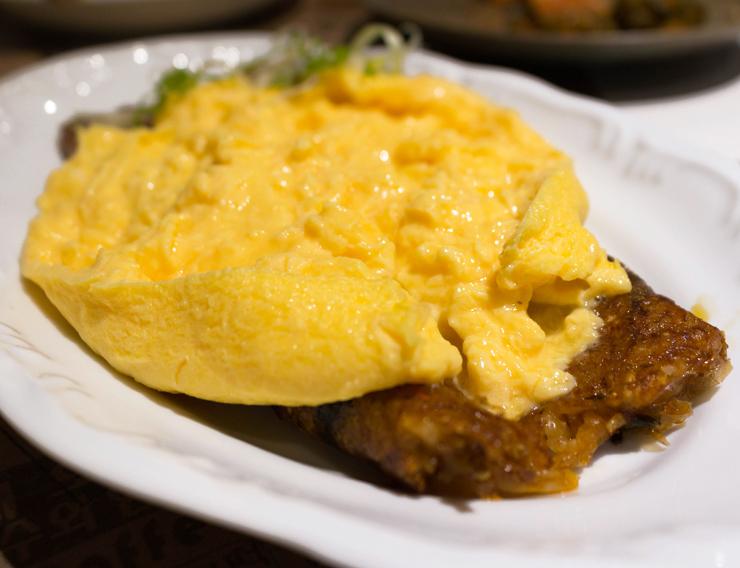 O meu prato favorito no novo Komah: Kimchi Bokurubap (R$ 39).