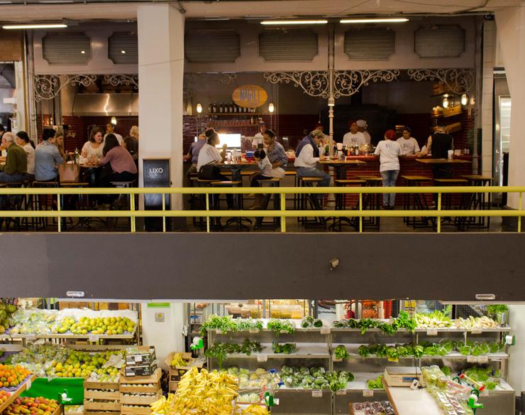 Napoli Centrole: vera pizza napoletana engrossa lista de bons lugares para comer no Mercado de Pinheiros