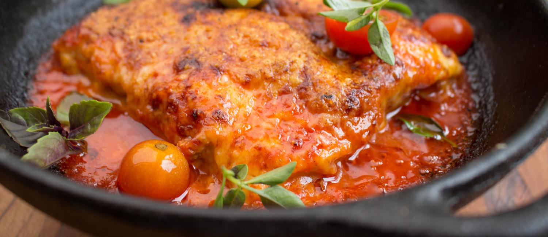 Silo Forneria: lenha, comida italiana e ambiente agradável