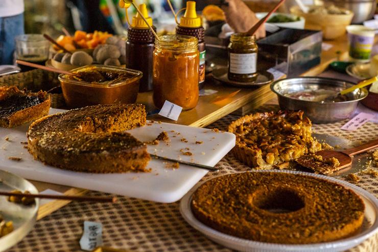 Café da Manhã com itens de produtores: no Quitandoca, parte do Festival Arca do Gosto