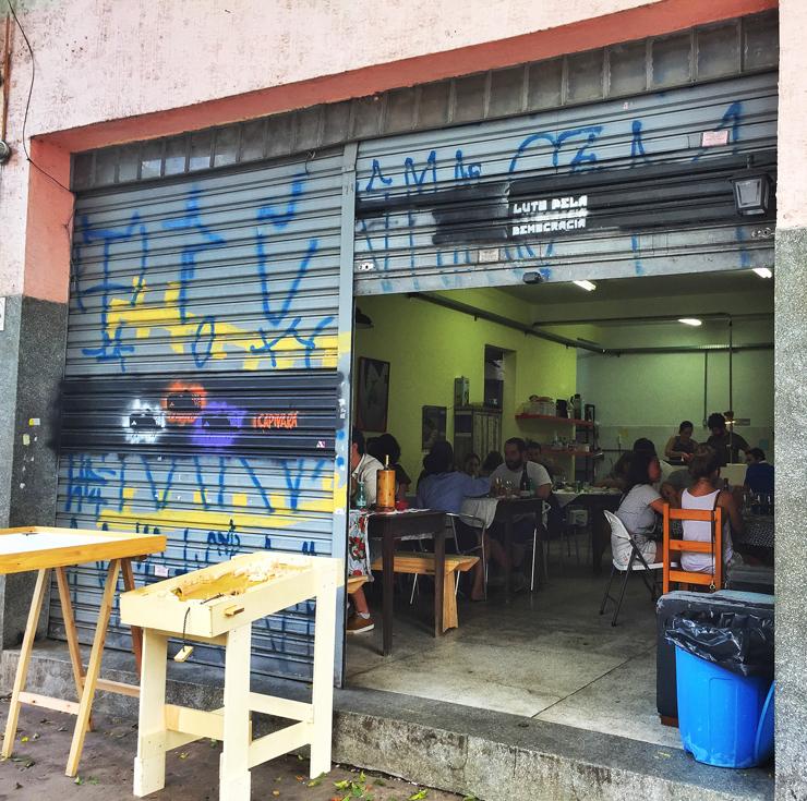 Capivara Bar: não se engane pela cara de boteco pé sujo